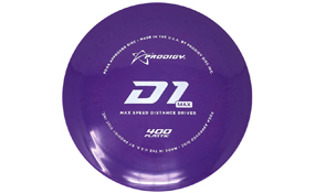 Prodigy Disc 400 Series D1 Max