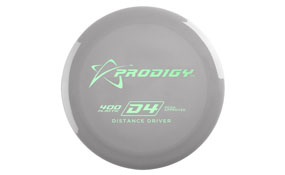 Prodigy Disc 400 Series D4