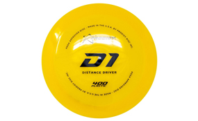 Prodigy Disc 400 Series D1