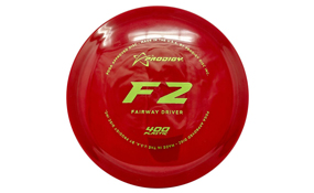 Prodigy Disc 400 Series F2