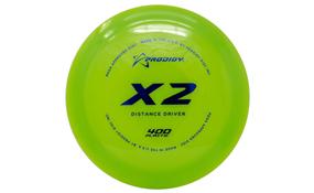 Prodigy Disc 400 Series X2