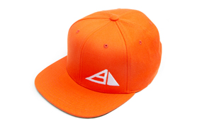 Axiom Pyramid Logo Snapback Hat