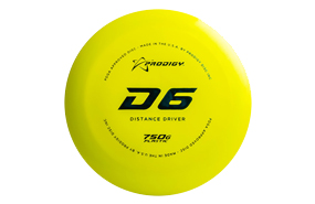 Prodigy Disc 750G Series D6