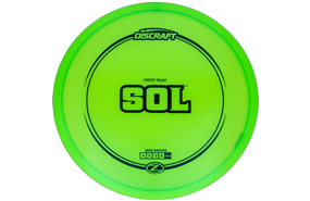 Discraft Elite Z Line Sol