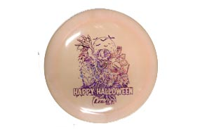 Legacy Discs Pinnacle Glow Outlaw Halloween Edition