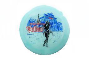 Legacy Discs Pinnacle Outlaw - 5th Year Anniversary