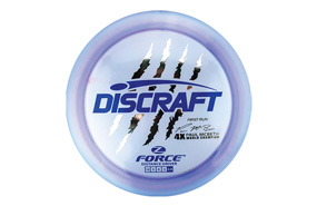 Discraft First Run Paul McBeth Z Line Force