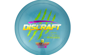 Discraft Titanium Undertaker Paul McBeth Tour Series (First Run)