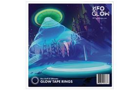 UFO Glow Tape Rings