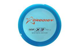 Prodigy Disc 400 Series X3