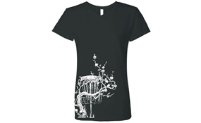 Women's Cherry Blossom T-Shirt