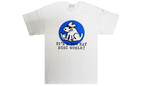 Dog Eat Disc World Shirt