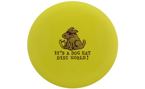 Dog Eat Disc