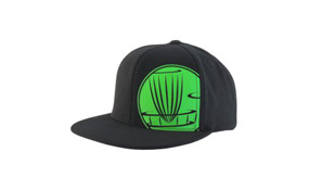 DGA Circle Stamp SnapBack Flat Bill Disc Golf Hat
