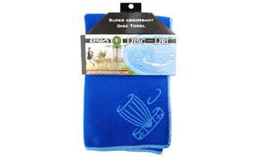 Disc-Dri Towel