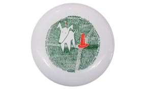 Wham-O UMAX Frisbee® - Dog With Cone