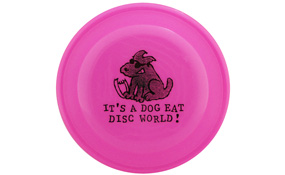 Dog Eat Disc World