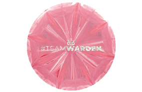 Dynamic Discs Prime Burst Warden ( # Team Warden )