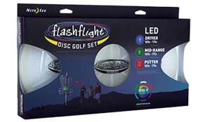 Flashflight Disc-O Set