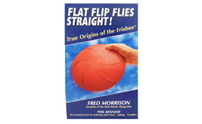 Flat Flip Flies Straight! Book