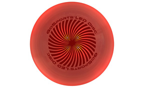 GoSports LED Light Up Flying Ultimate Disc