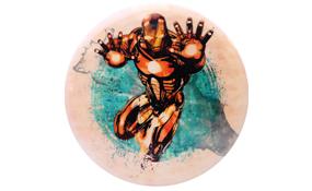 Dynamic Discs DyeMax Warden - Marvel Avengers Splatter