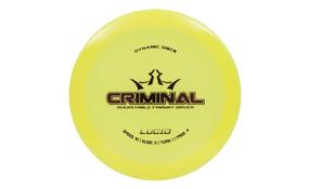 Dynamic Discs Lucid Criminal