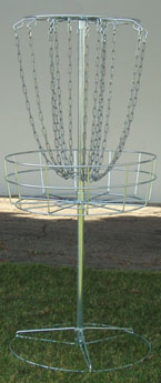 M14 Practice Disc Golf Pole
