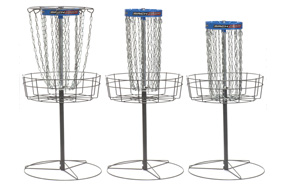 DGA Mach Shift 3-in-1 Portable Practice Basket