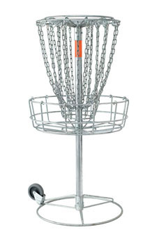 Mach V Permanent Disc Golf Basket