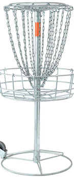 DGA Mach II Portable Disc Golf Basket
