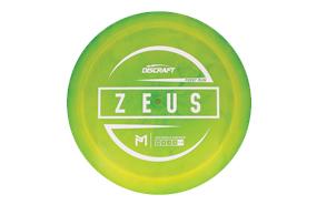 Discraft Paul McBeth Zeus (First Run)