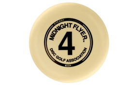 DGA Limited Edition Midnight Flyer #4 Glow Steady