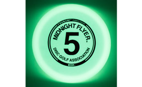 DGA Limited Edition Midnight Flyer #5 Glow Tsunami