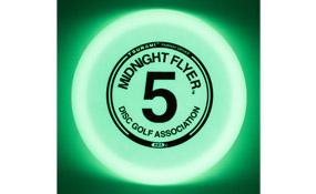 DGA Limited Edition Midnight Flyer #5 Glow Tsunami