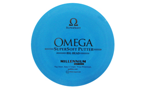 Omega Supersoft Big Bead Putter