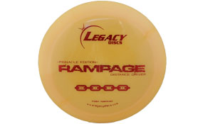 Legacy Discs Pinnacle Rampage