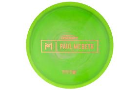 Discraft ESP Paul Mcbeth Anax - Prototype Run