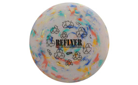 Recycled Reflyer Frisbee