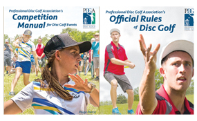 Official Rules of Disc Golf & Competition Manual 2018