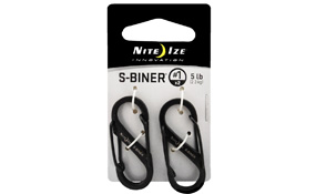S-Biner #1 (2-pack)