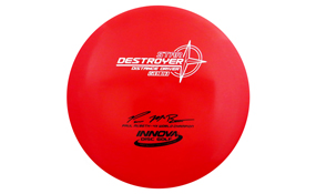 Paul McBeth Star Destroyer