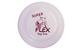 Chomper® Dog Disc - Super Flex