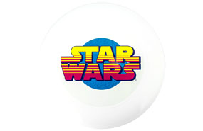 Star Wars Logo Hot Stamp Ultra-Star