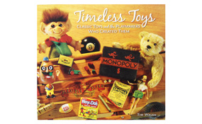 Timeless Toys Book