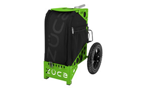 Zuca All-Terrain Disc Golf Cart